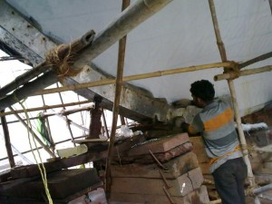 Ship Repairing Work