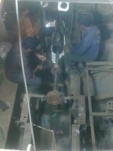 Ship Repiaring